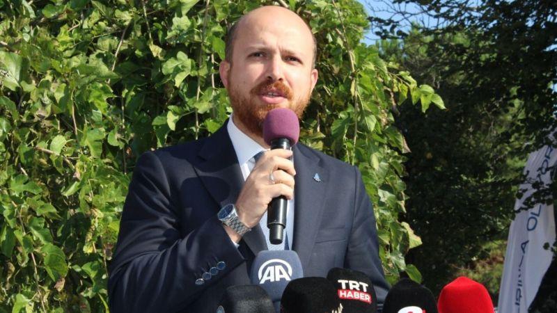 Erdoğan, Ensar Vakfı için Büyükakın'a teşekkür etti
