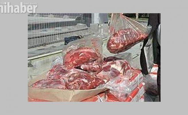 Kaçak bufalo etine 1 yıl 4 ay hapis