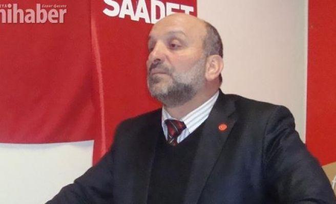 'SP'den AKP'ye kimse geçmedi'