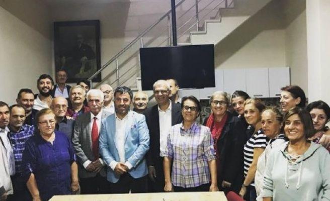 CHP'DE İLK ADAY ADAYI SAPANCA'DAN