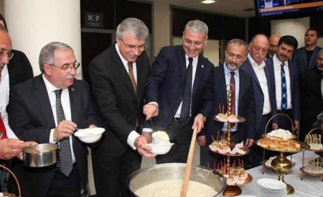 'ŞEHRİN TARİHİNİ KORUYACAĞIZ'