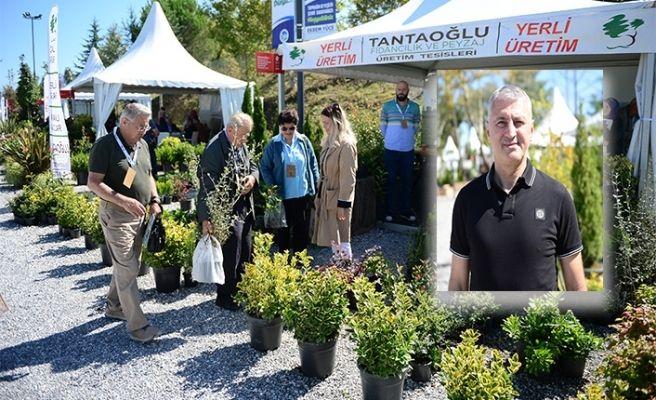 Peyzaj ve Süs Bitkiciliği Festivali sona erdi