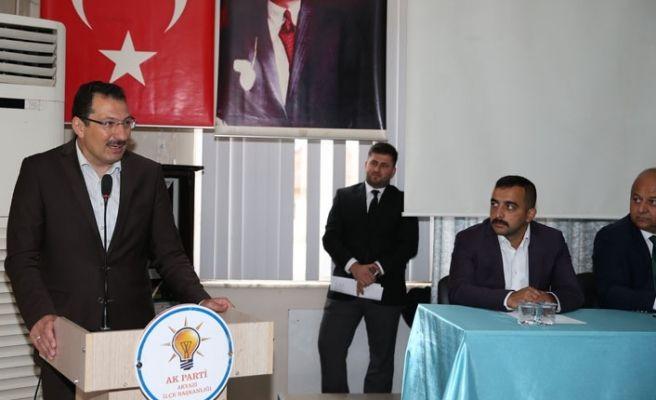 """Ali İhsan Yavuz: """"Aynı davanın neferleriyiz"""""""