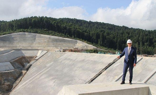Her yönüyle ilklerin projesi: Akçay Barajı