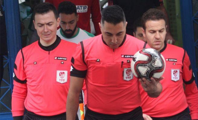 12'nci kez Sakaryaspor'un maçını yönetecek
