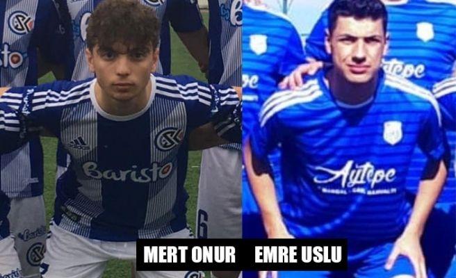 Sakarya Caddesispor'dan iki transfer...