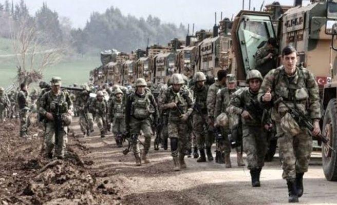 Türk Ordusu Barış Pınarı Harekatı'nı başlattı