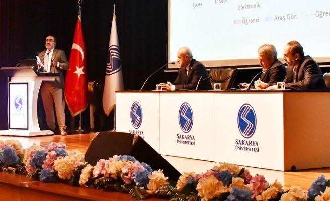 Mühendislik Fakültesi Akademik Kurul Toplantısı Yapıldı