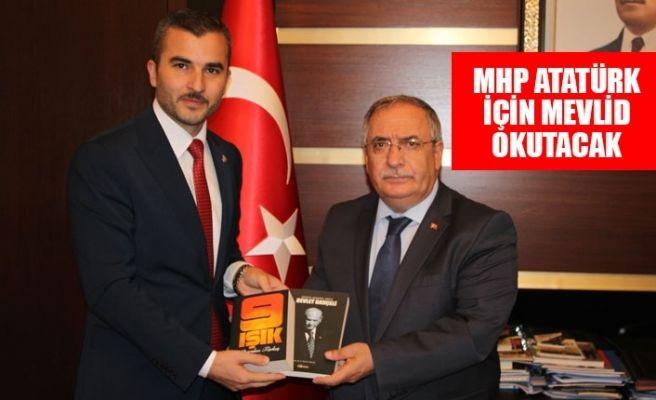 MHP'den Vali Nayir'e 'Atatürk' daveti