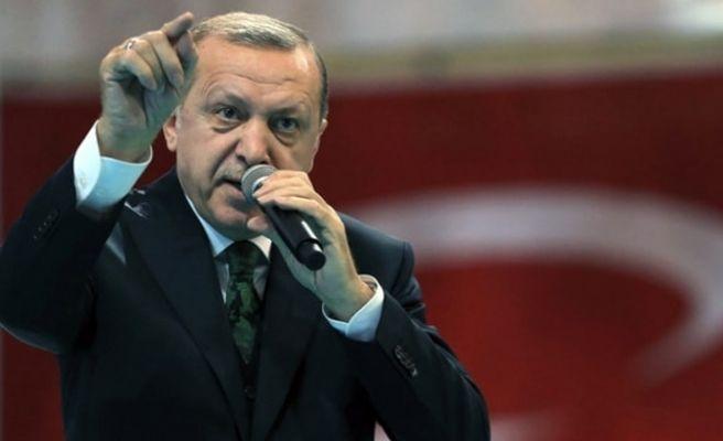 Cumhurbaşkanı Erdoğan'dan Tank Palet açıklaması