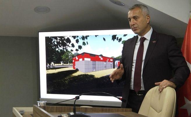 Hendek'e Afet Koordinasyon Merkezi yapılacak