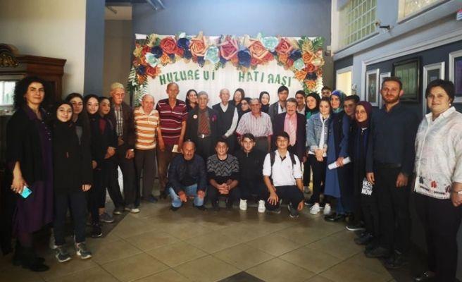 Hendek Anadolu Lisesi Huzur Evinde
