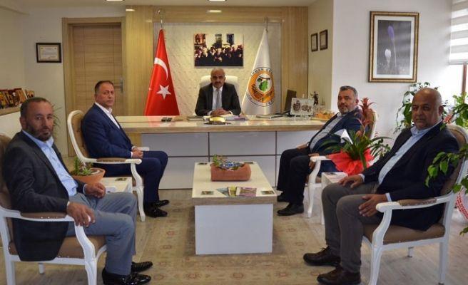 AKP Akyazı'dan Orman Bölge'ye ziyaret