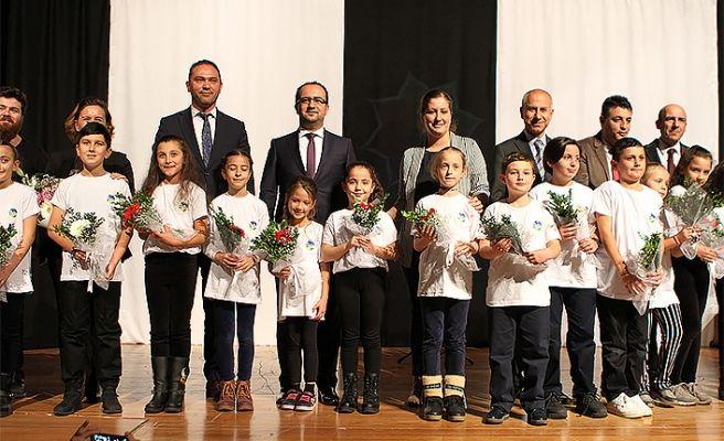 Çocuk Hakları Haftası SGM'de kutlandı
