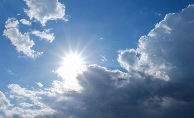 Hafta sonu hem güneş hem yağmur var!