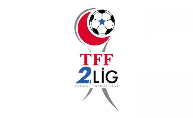 TFF 2. Lig'de toplu sonuçlar...