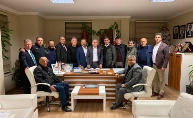 ASKF yönetimi toplandı