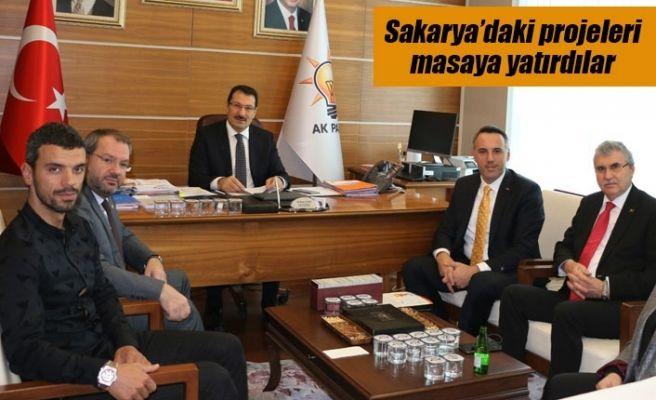 İstişare toplantısını bu kez Ankara'da yaptılar
