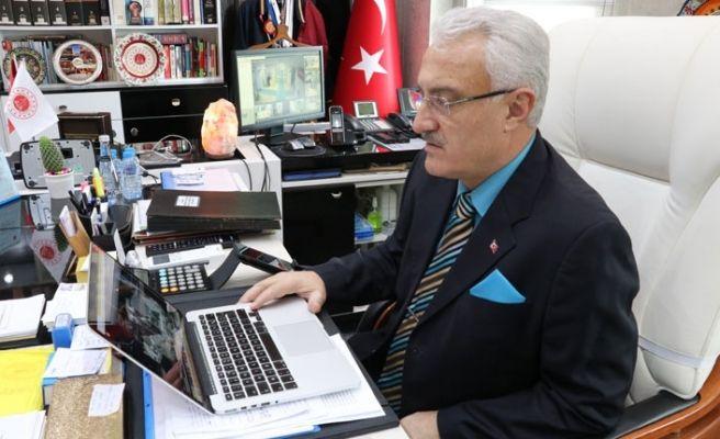 Başsavcı Dursun 'Yılın Fotoğraflarını' oyladı