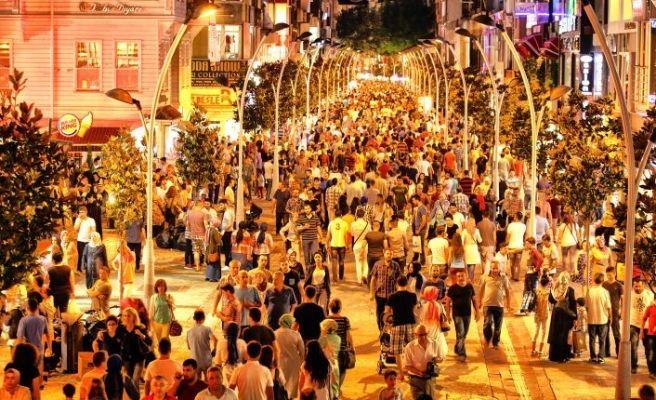 Sakarya'nın nüfus yoğunluğunda büyük artış
