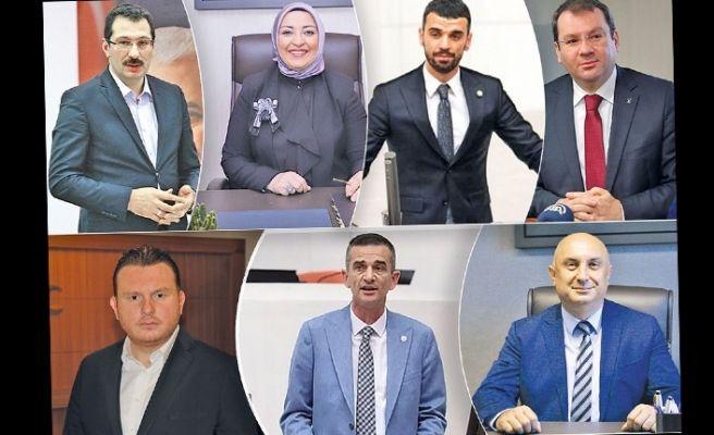 Sakarya Milletvekilleri 2019'da ne yaptı?