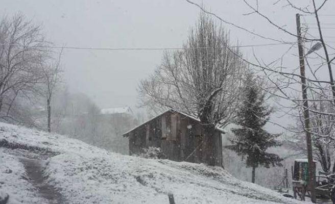Hafta sonu yüksek kesimlerde kar yağışı var!