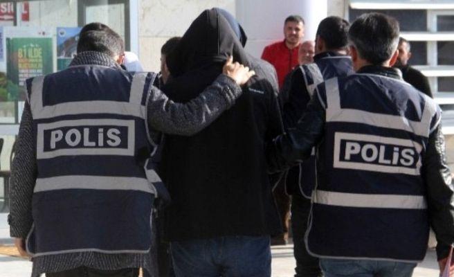 Karasu'da hırsızlık operasyonu: 6 gözaltı