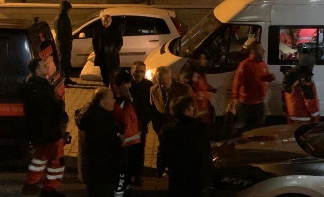 Sakarya UMKE ekibi, yaraları sarmak için Elazığ'a gitti