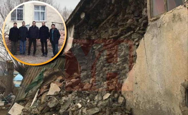 SUBÜ'lü akademisyenler deprem bölgesinde