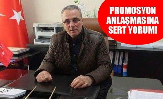 """""""Sakarya'daki sağlık çalışanları için hayal kırıklığı"""""""