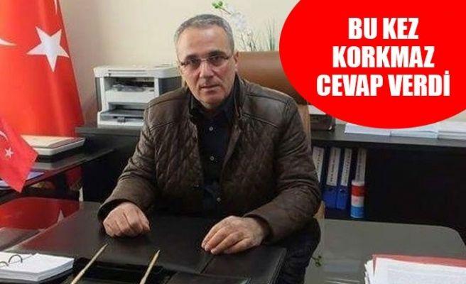 Bu kez Türk Sağlık-Sen cevap verdi
