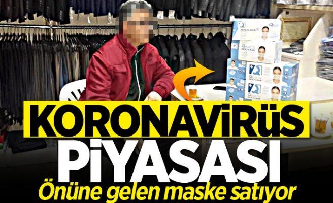 Sakarya'da koronavirüs piyasası