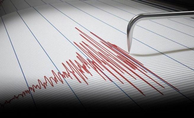 O ilde deprem! 4,3'le sallandı!