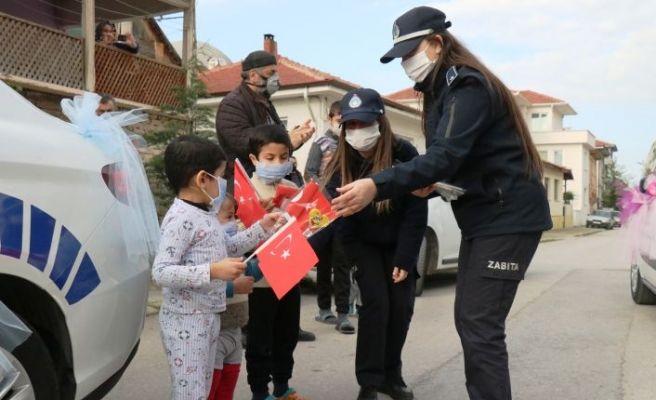 Sakarya'da yaşayan Türkmen şehit çocukları unutulmadı