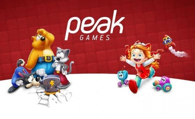 Türk oyun şirketi Peak Games 1.8 milyar dolara satıldı