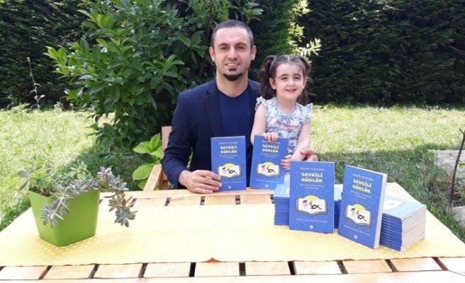 Öğretmen Yılmazer'in öykü kitabı büyük beğeni aldı