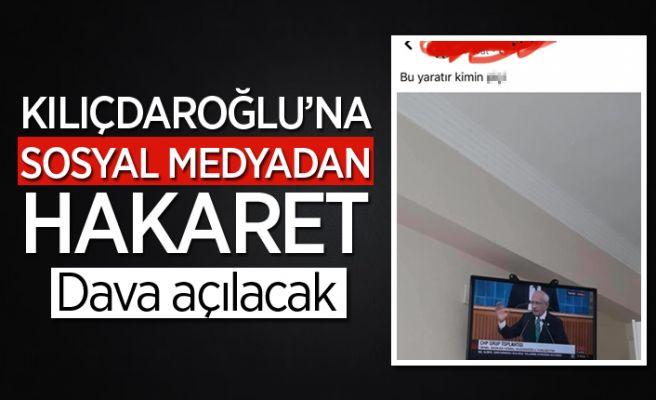 Kemal Kılıçdaroğlu'na bu sözlerle hakaret etti!