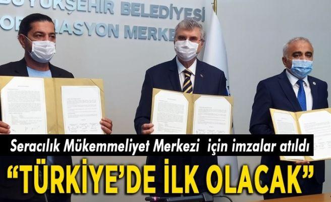 İmzalar atıldı! Türkiye'de ilk olacak…