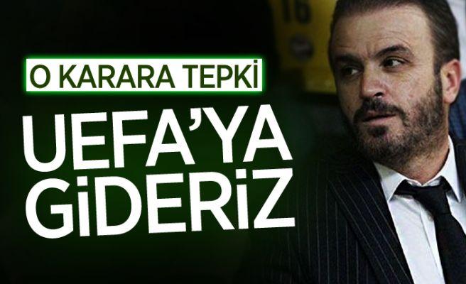 Maçların iptal edilmesine Sakaryaspor'dan tepki