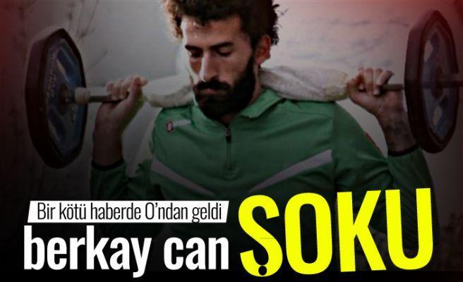 Sakaryaspor'da Berkay Can şoku!
