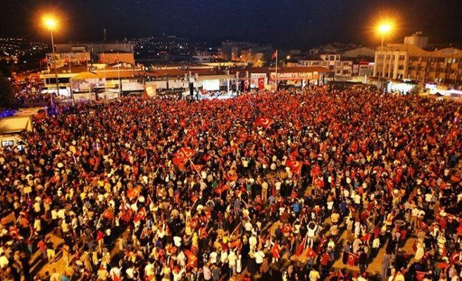 Sakarya'da 15 Temmuz etkinlikleri belli oldu