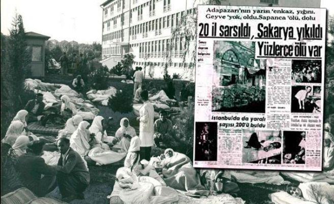 Tarihte Bugün - 1967 Sakarya Depremi...