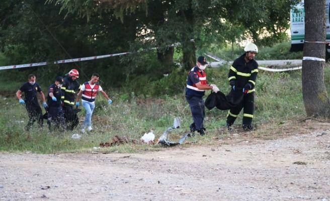 Kandıra'da feci kaza: 2'si çocuk 5 ölü