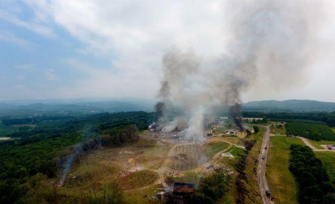 Havai fişek fabrikasındaki patlama panelde konuşulacak