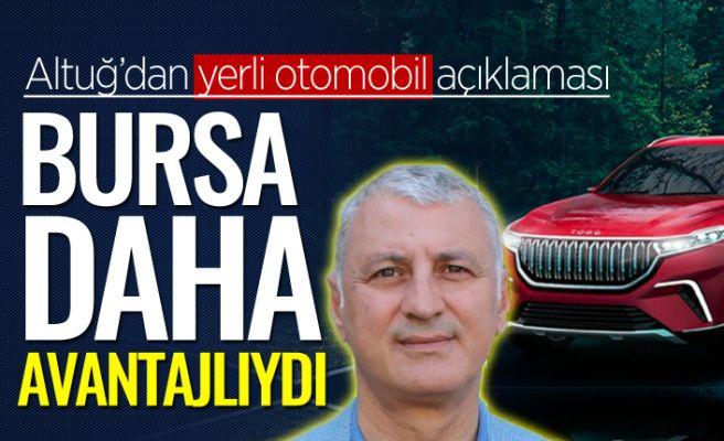 Yerli otomobilin üretimi neden Sakarya'da olmadı?