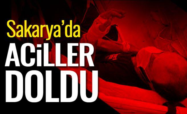 Sakarya'da kaç kişi kurban keserken yaralandı?