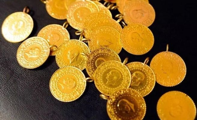 Gram altın 444 lirayı gördü!