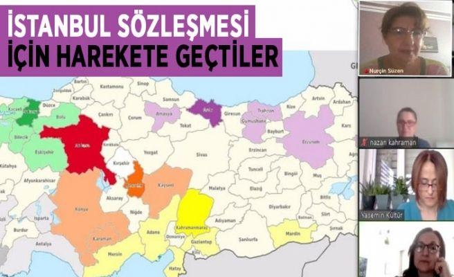 İstanbul Sözleşmesi Sakarya'da yaygınlaştırılacak