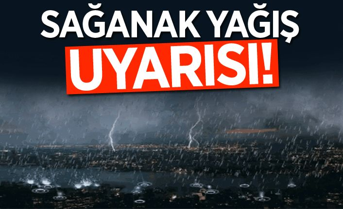 İşte Sakarya'da beklenen 5 günlük hava durumu...