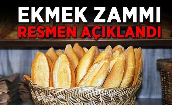 Sakarya'da ekmek zammı resmen açıklandı!
